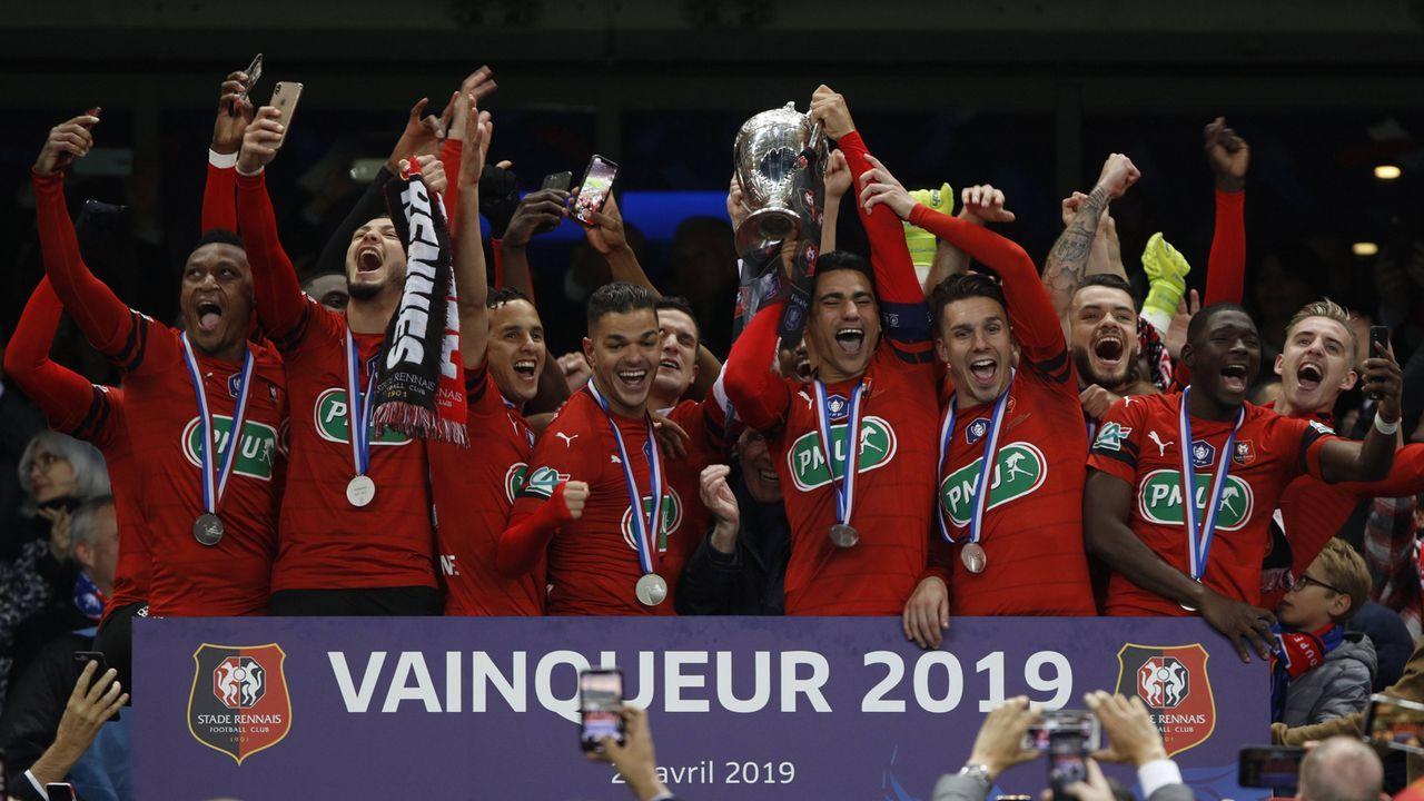 Frankreich: Stade Rennes - Bildquelle: imago images / ZUMA Press