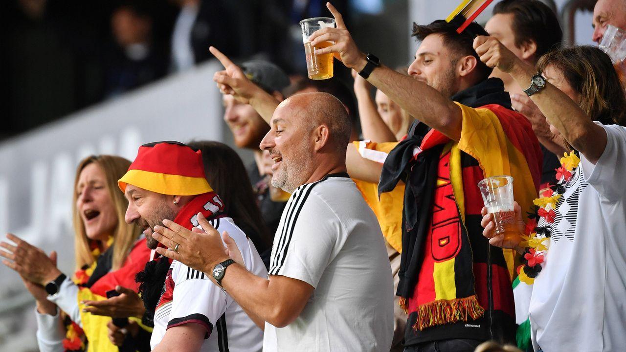 Die Fan-Regeln für den EM-Auftakt in München - Bildquelle: Imago