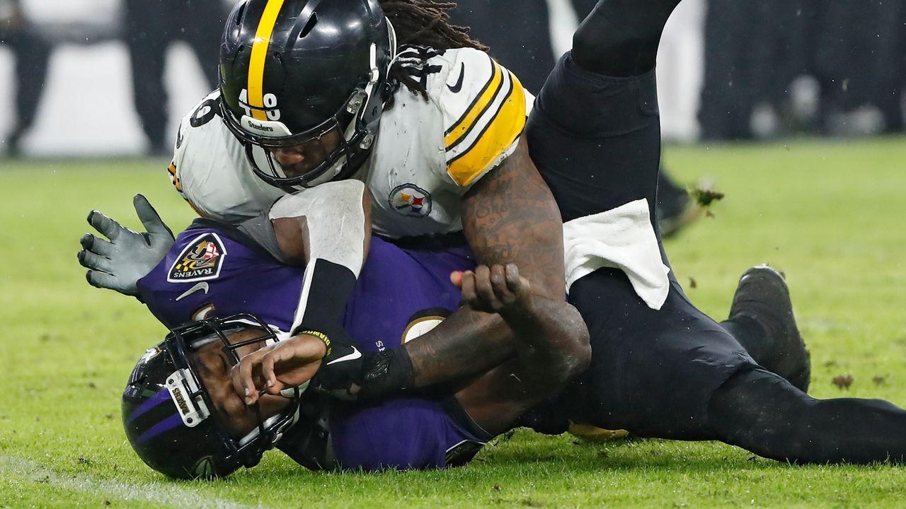 Pittsburgh Steelers: Bud Dupree (Defense) - Bildquelle: 2019 Getty Images