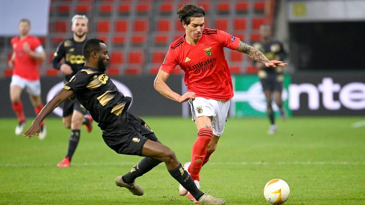 Nachfolge-Kandidat Darwin Nunez (Benfica Lissabon)  - Bildquelle: imago images/Panoramic International