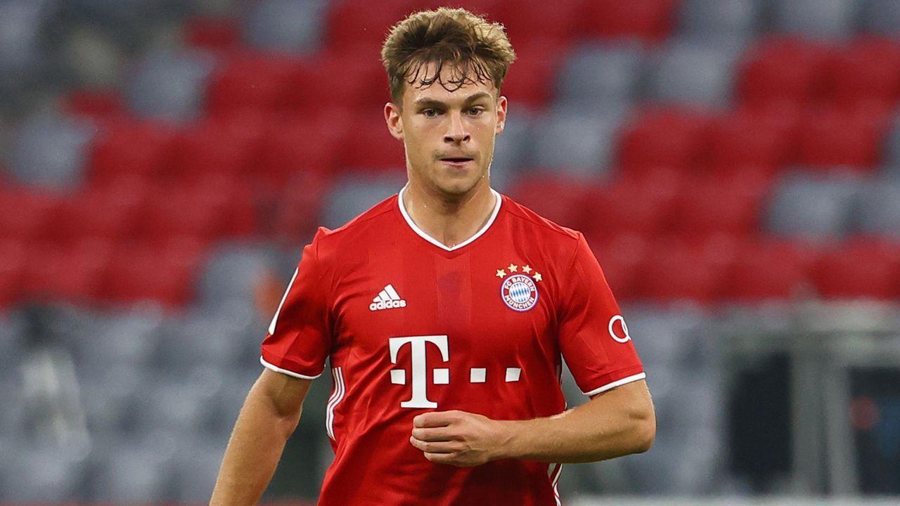 FC Bayern: Joshua Kimmich - Bildquelle: Getty Images