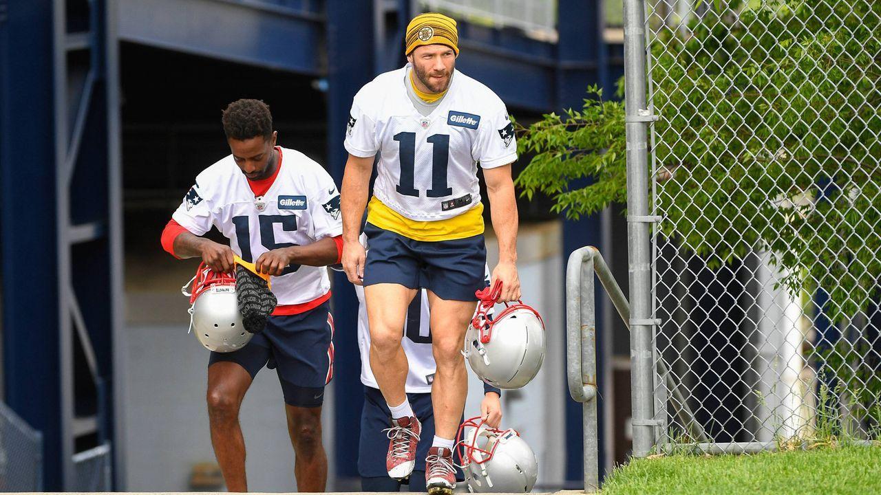 Julian Edelman (New England Patriots) - Bildquelle: imago
