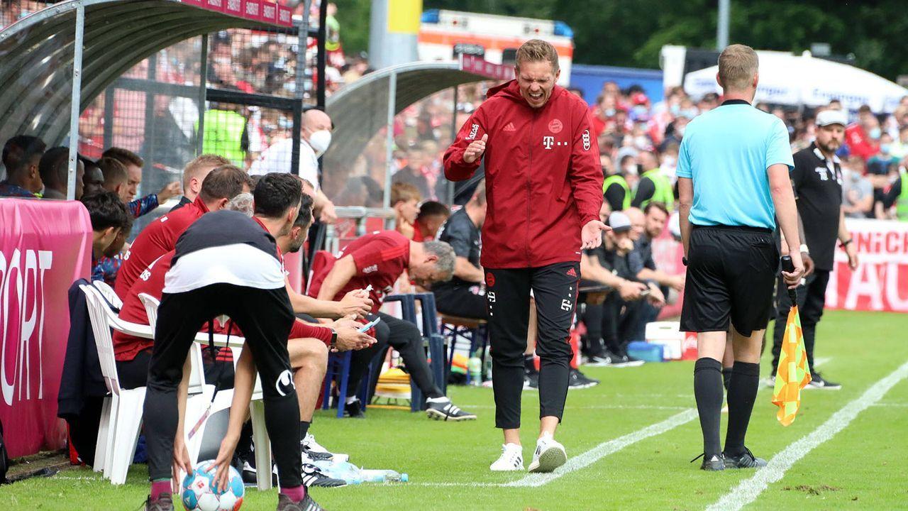 Vier Erkenntnisse aus Nagelsmanns Bayern-Debüt - Bildquelle: imago images/Eibner