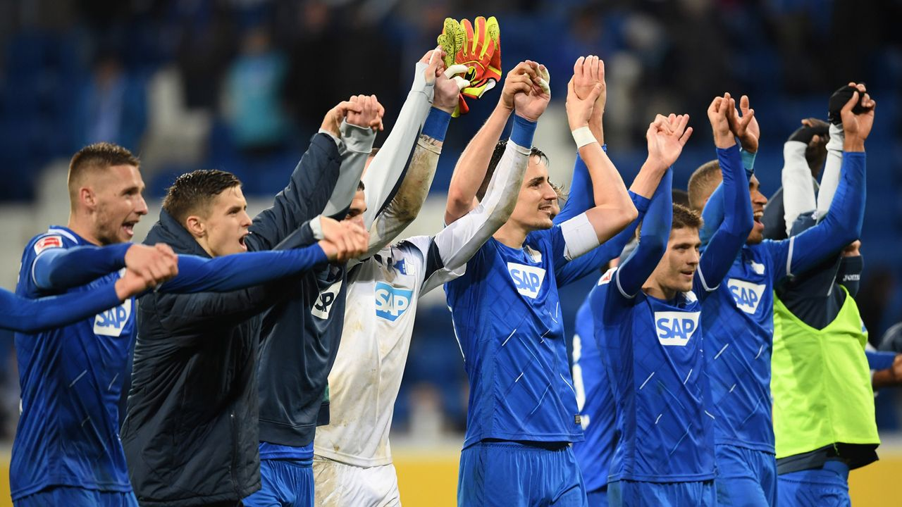 TSG Hoffenheim - Bildquelle: 2020 Getty Images