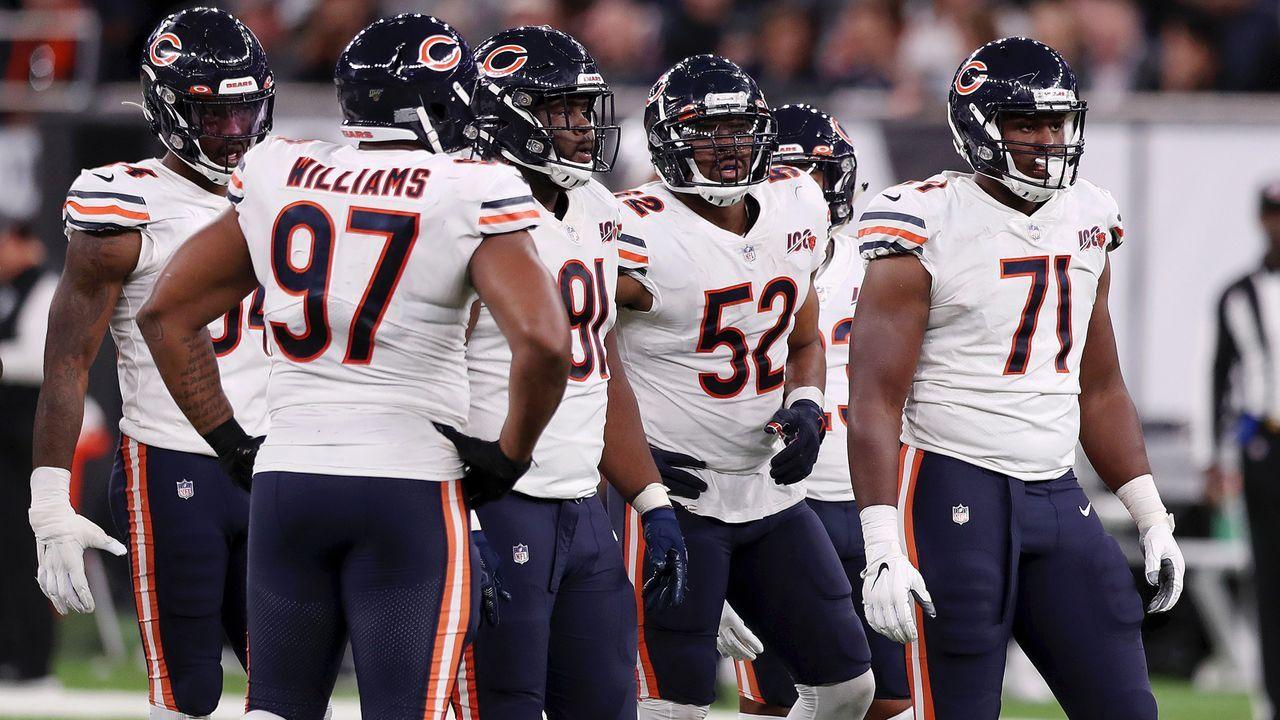 Pick 19: Las Vegas Raiders (von den Chicago Bears) - Bildquelle: 2019 Getty Images