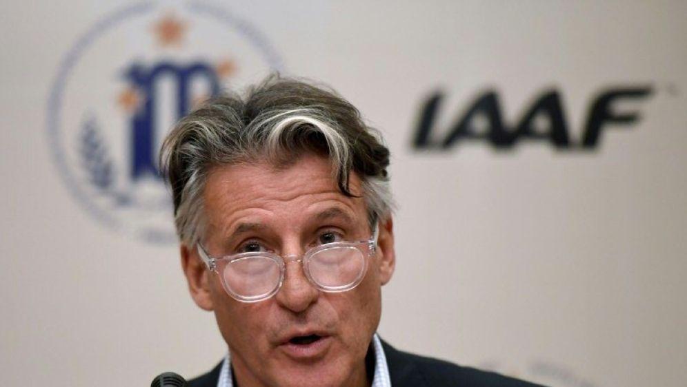 IAAF-Präsident Sebastian Coe zufrieden mit Reformprozess - Bildquelle: AFPSIDEITAN ABRAMOVICH