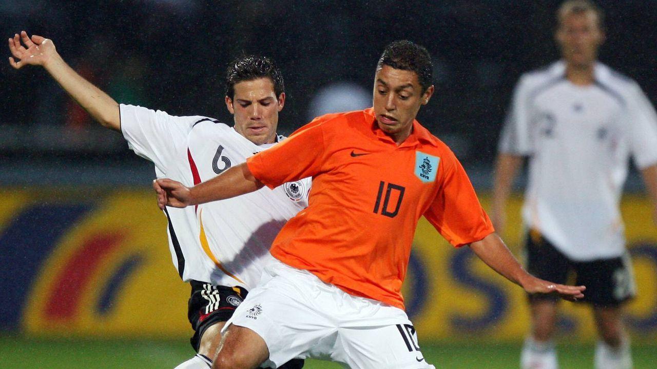 3. Platz: Ismail Aissati (Niederlande) - Bildquelle: Imago Images