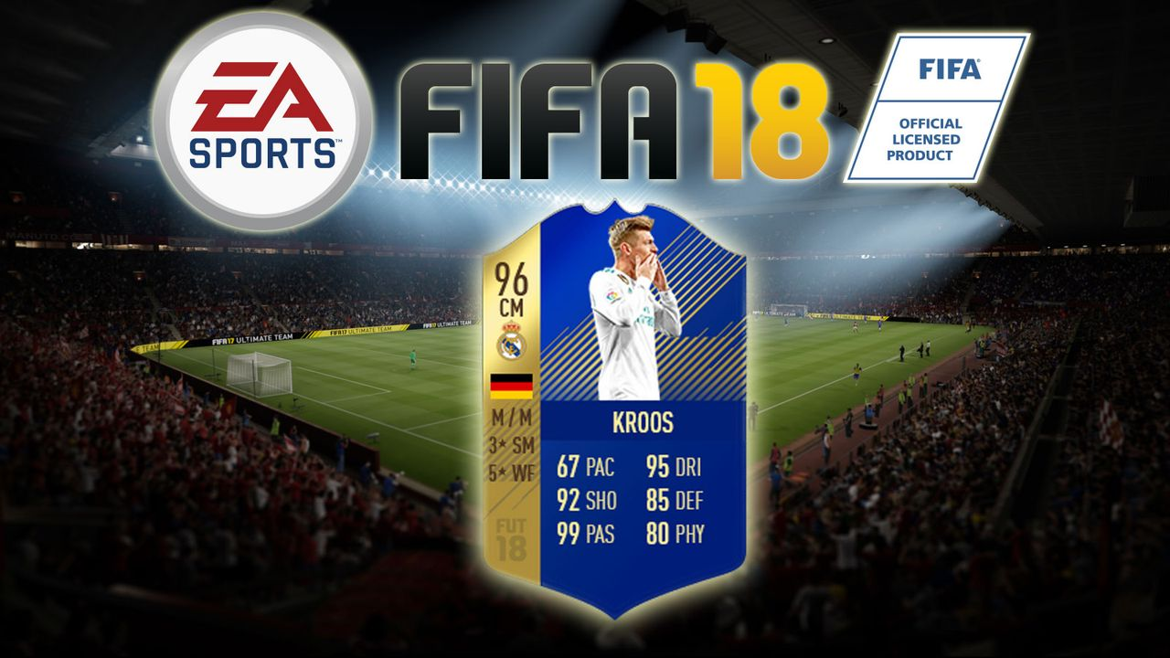 Toni Kroos - Bildquelle: EA Sports