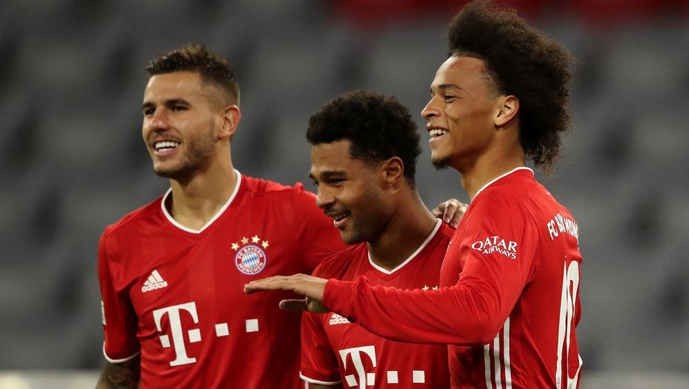 Bayern München deklassiert Schalke 04 zum Auftakt - Bildquelle: AFPAFPCHRISTOF STACHE