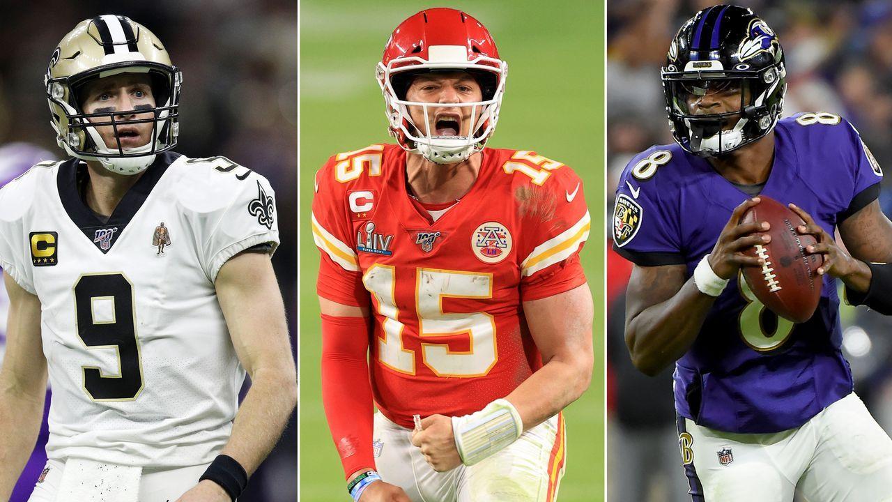 NFL Spielplan 2020: Die Highlight-Partien aller Spieltage - Bildquelle: 2019 Getty Images