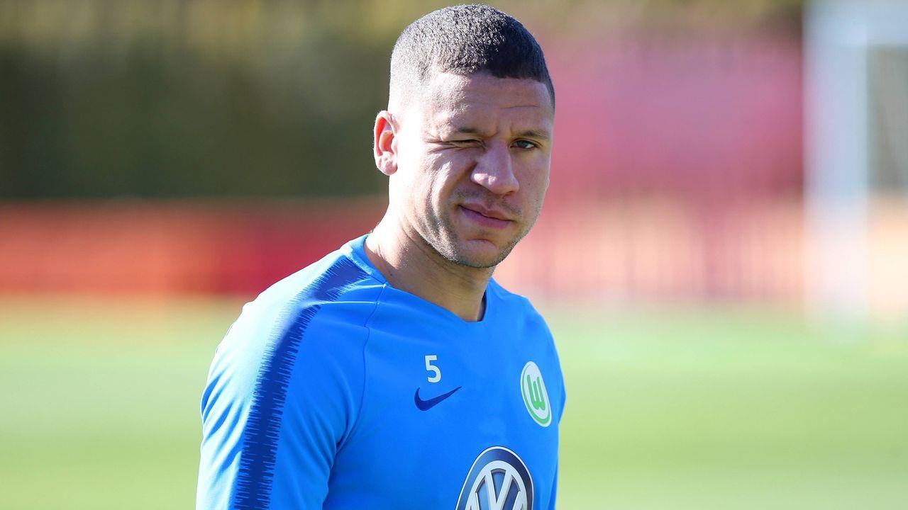 Jeffrey Bruma (VfL Wolfsburg) - Bildquelle: imago/regios24