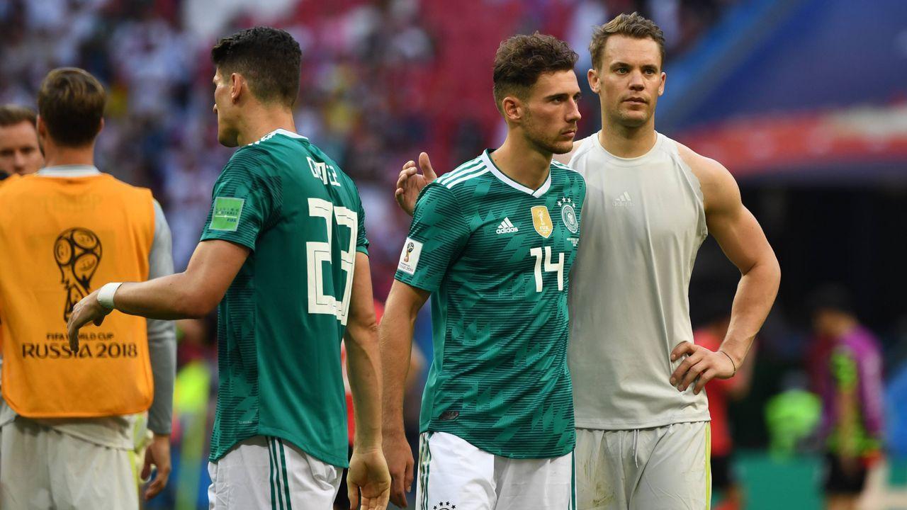 WM 2018 - Bildquelle: imago/Matthias Koch