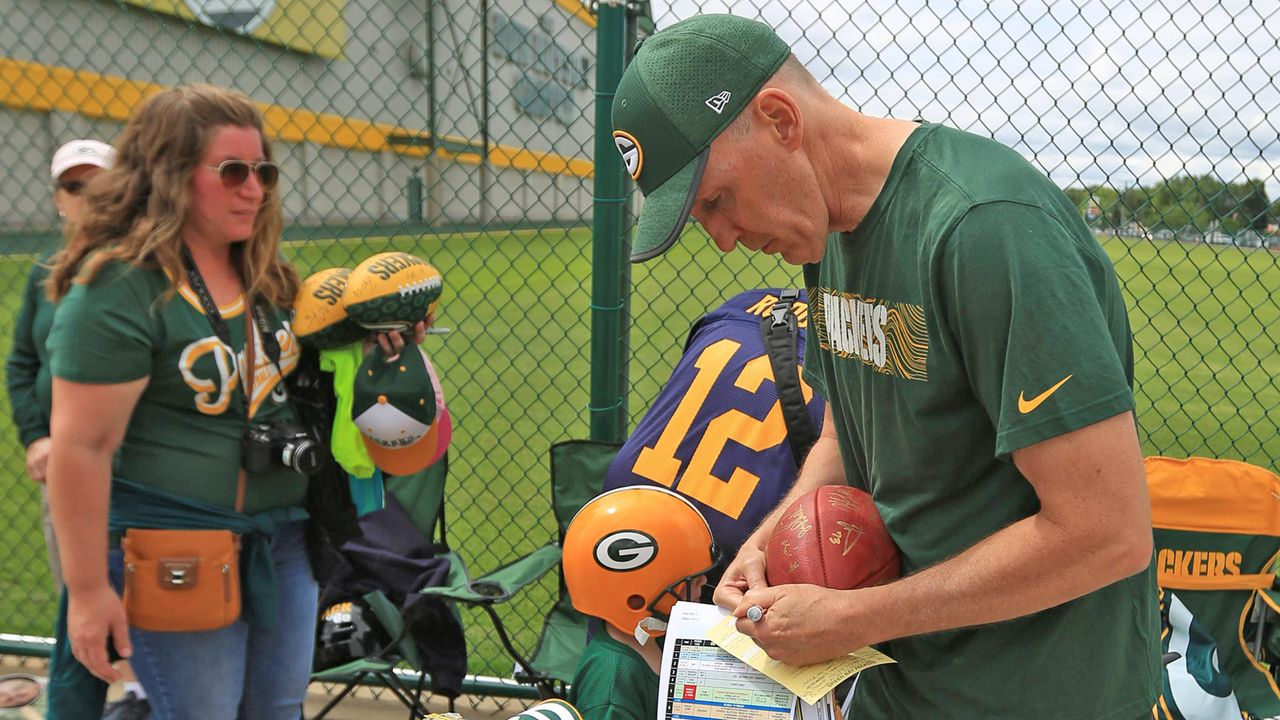 Joe Philbin (Offensive Coordinator und Interims-Head-Coach Green Bay Packers) - Bildquelle: imago/Icon SMI