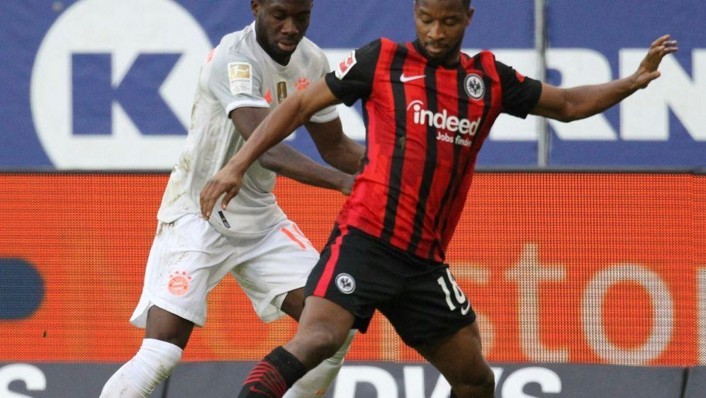 Almamy Toure (r) muss verletzungsbedingt aussetzen - Bildquelle: AFPPOOLSIDDANIEL ROLAND