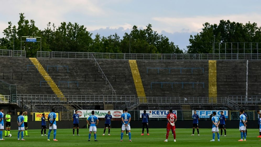 Italiens Regierung will Sportstätten renovieren lassen - Bildquelle: AFPSIDMIGUEL MEDINA