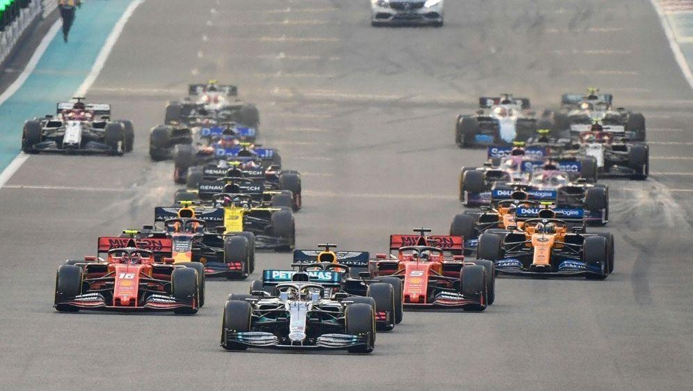 Formel 1 senkt Budgetobergrenze in den nächsten Jahren - Bildquelle: AFPSIDANDREJ ISAKOVIC