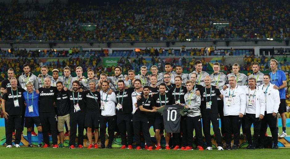 DFB-Junioren (Silber) - Bildquelle: 2016 Getty Images