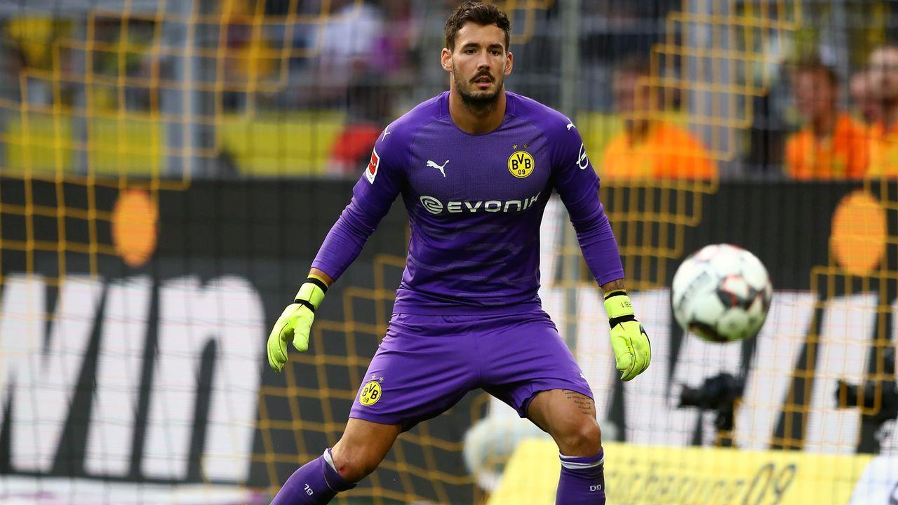 Roman Bürki (Borussia Dortmund) - Bildquelle: 2018 Getty Images