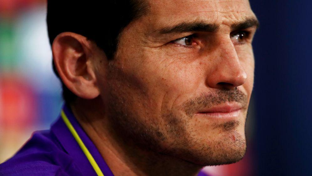 Iker Casillas erlitt am Mittwochmorgen eine Herz-Attacke. - Bildquelle: 2018 Getty Images