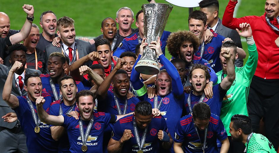 Platz 1: Manchester United - Bildquelle: 2017 Getty Images