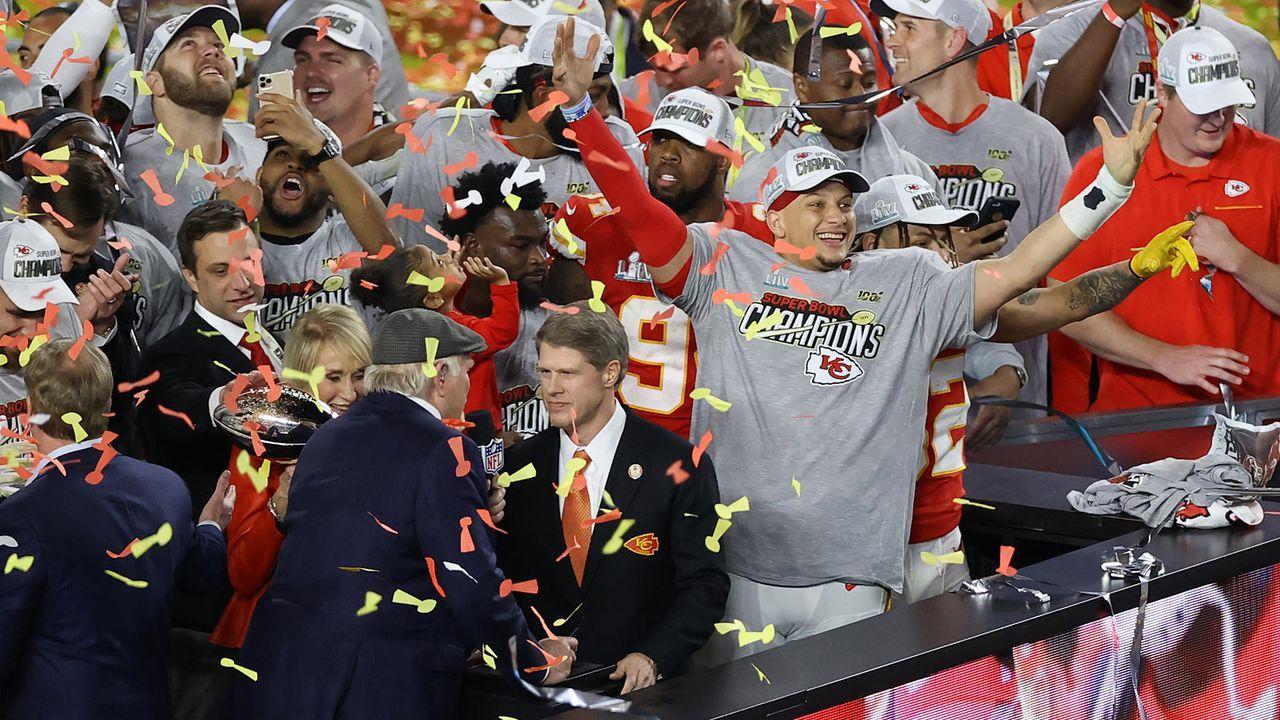 Super Bowl Sieger