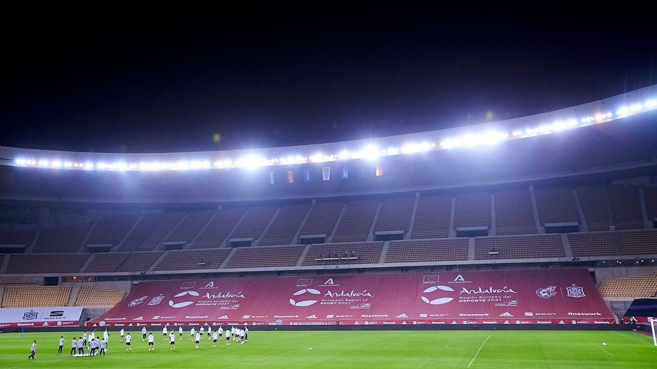 Sevilla - Estadio La Cartuja - Bildquelle: Getty Images