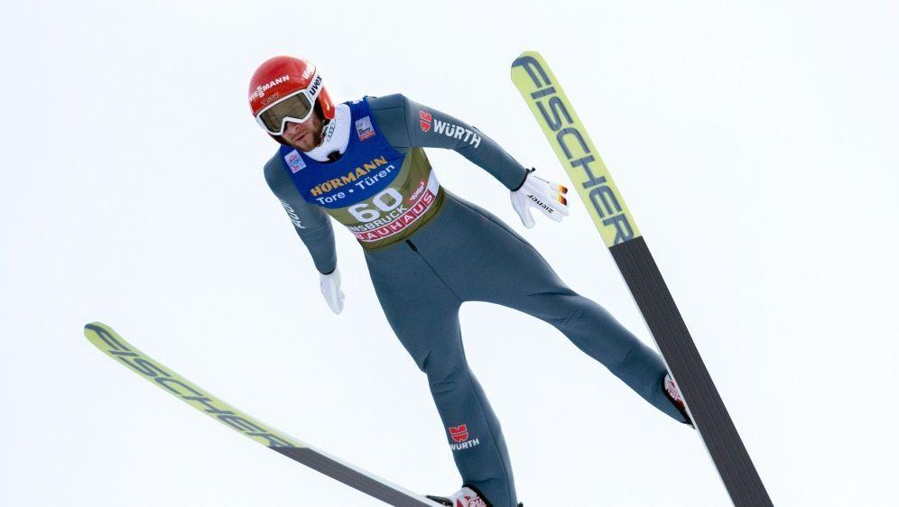 Schwächelte in der Qualifikation: Markus Eisenbichler - Bildquelle: AFPSIDGEORG HOCHMUTH