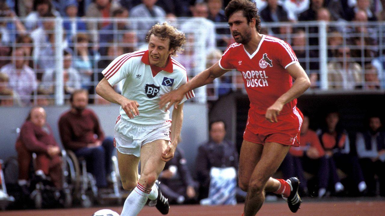 Saison 1981/82 - Bildquelle: imago/Kicker/Eissner, Liedel