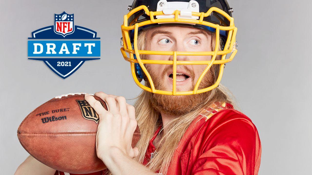 NFL-Draft 2021: Ickes Mock Draft  - Bildquelle: ProSieben