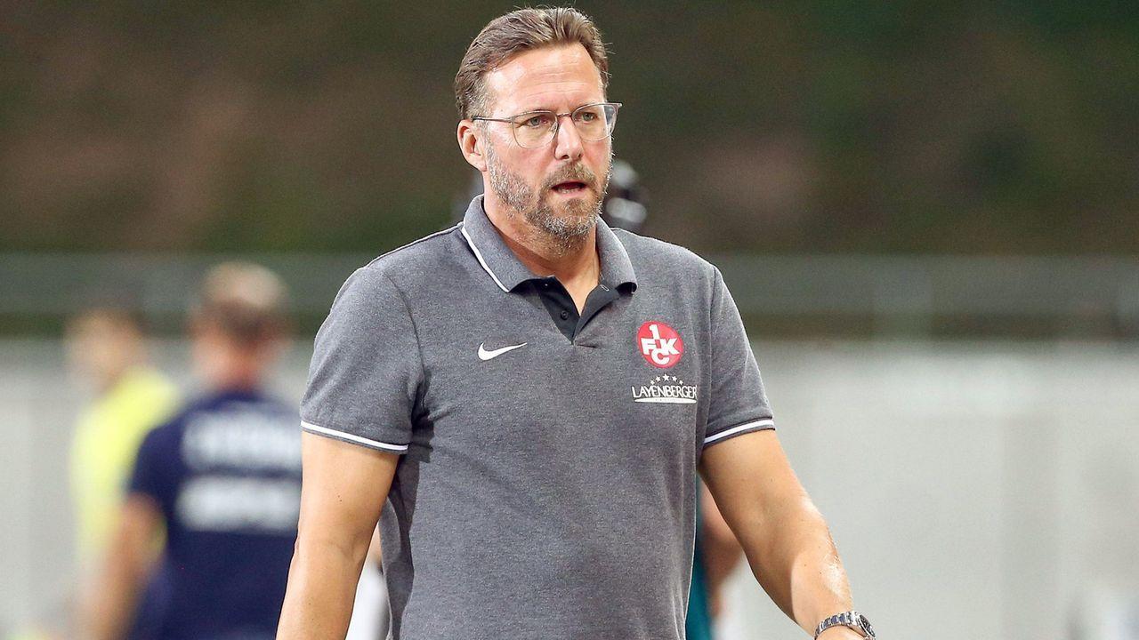 Sascha Hildmann (1. FC Kaiserslautern) - Bildquelle: imago images / Picture Point
