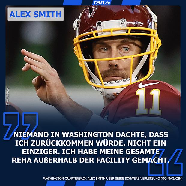 Alex Smith Link in Bio