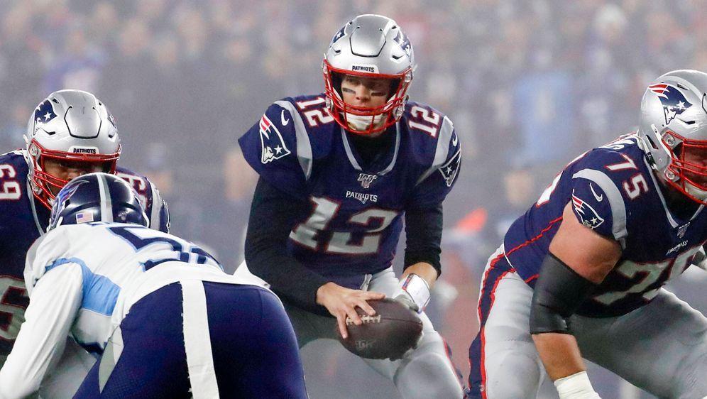 Tom Brady ist im März Free Agent. - Bildquelle: imago images/Icon SMI