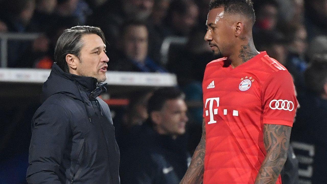 Jerome Boateng (FC Bayern München)  - Bildquelle: imago images/Sven Simon