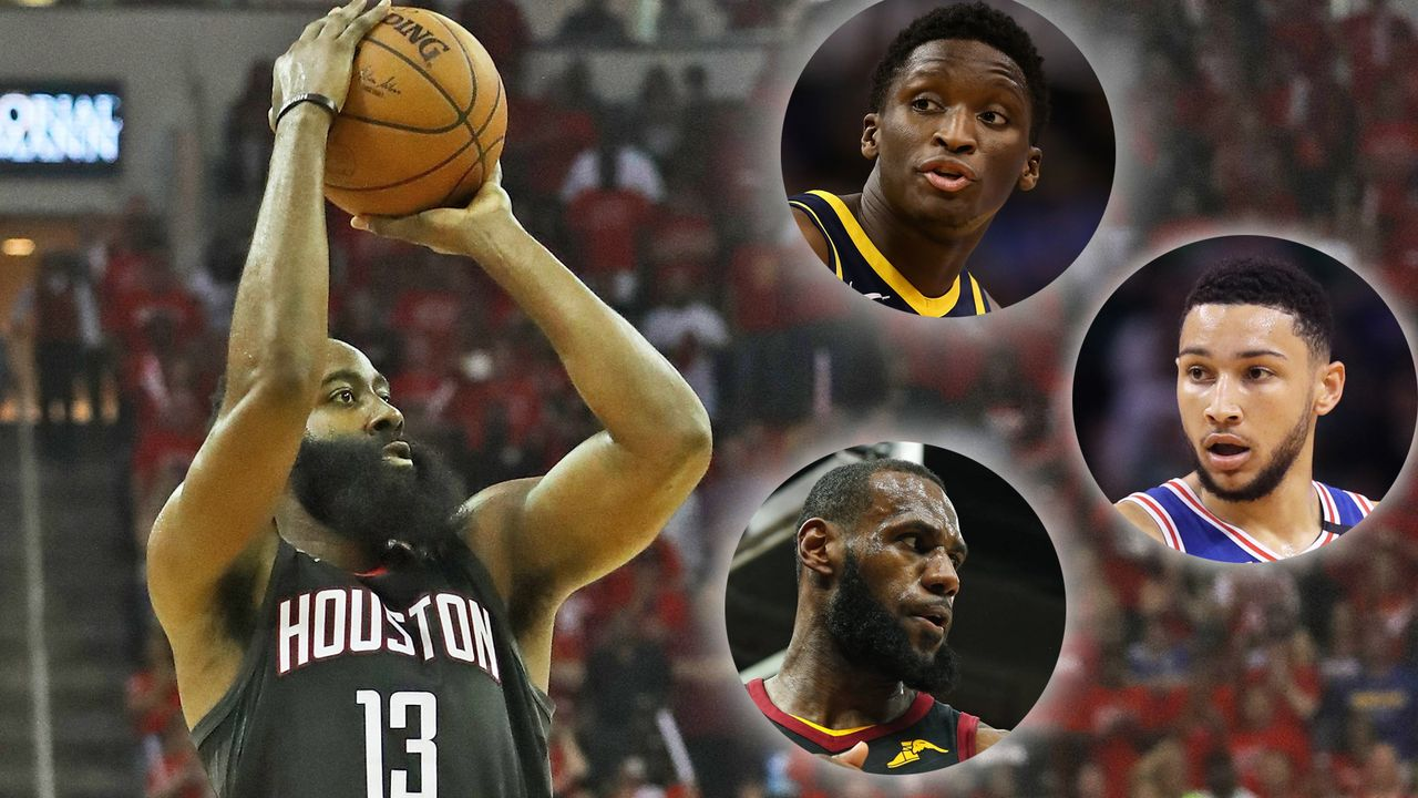Die NBA-Awards 2018 - Bildquelle: getty/imago