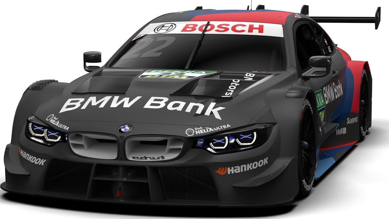 Lucas Auer - Bildquelle: BMW