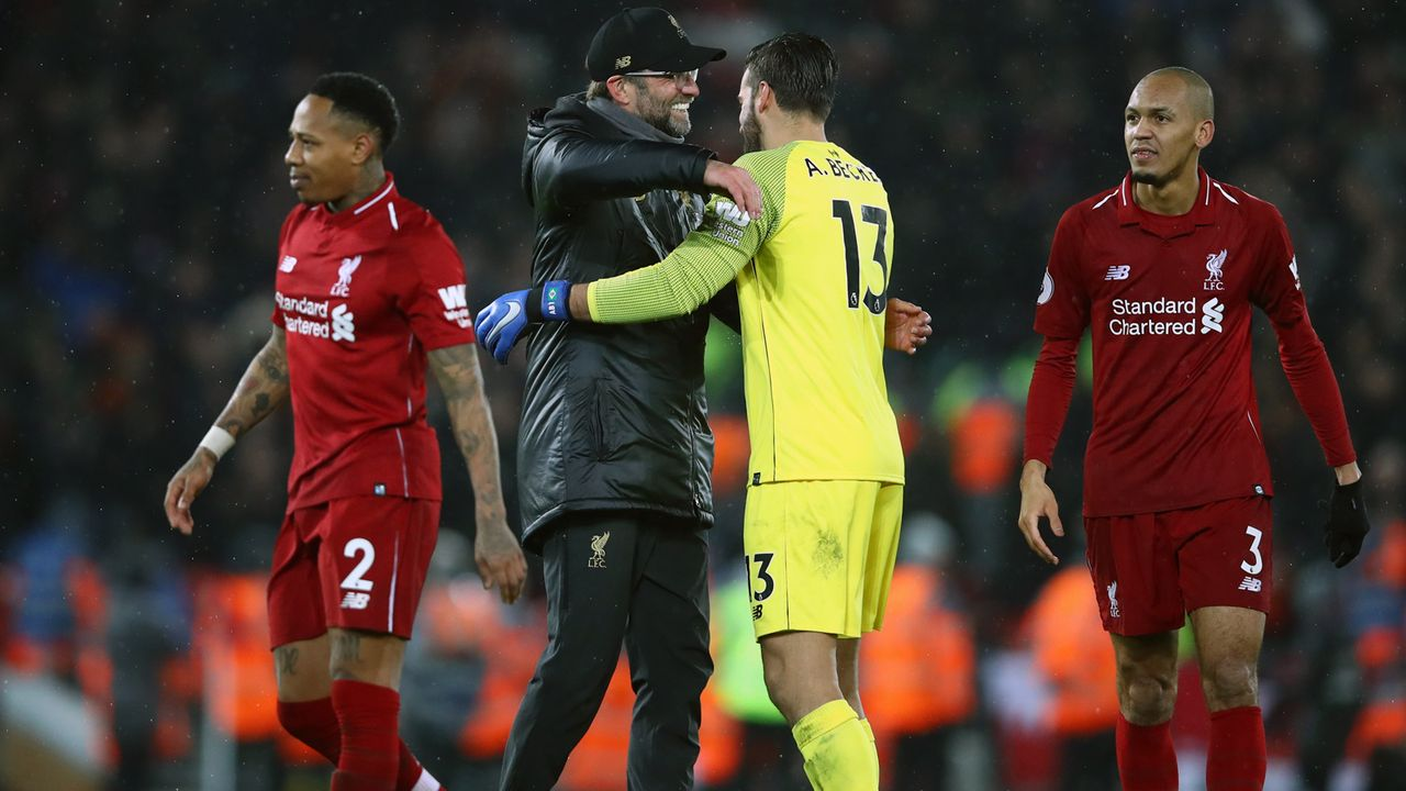 Platz 1 - FC Liverpool - Bildquelle: 2018 Getty Images