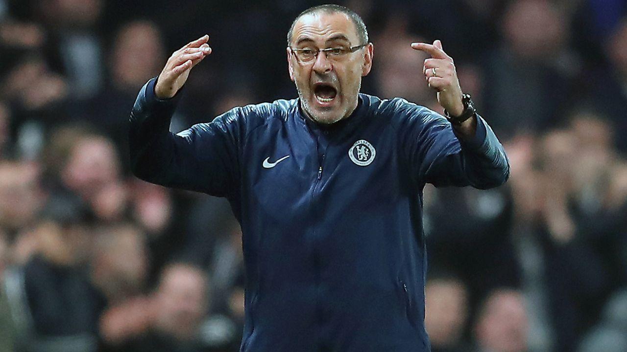 Trainer-Kandidat Maurizio Sarri - Bildquelle: 2019 Getty Images