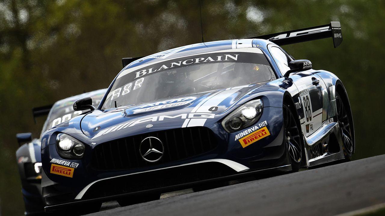 Vincent Abril (Mercedes-AMG GT3/Haupt Racing Team) - Bildquelle: Getty Images