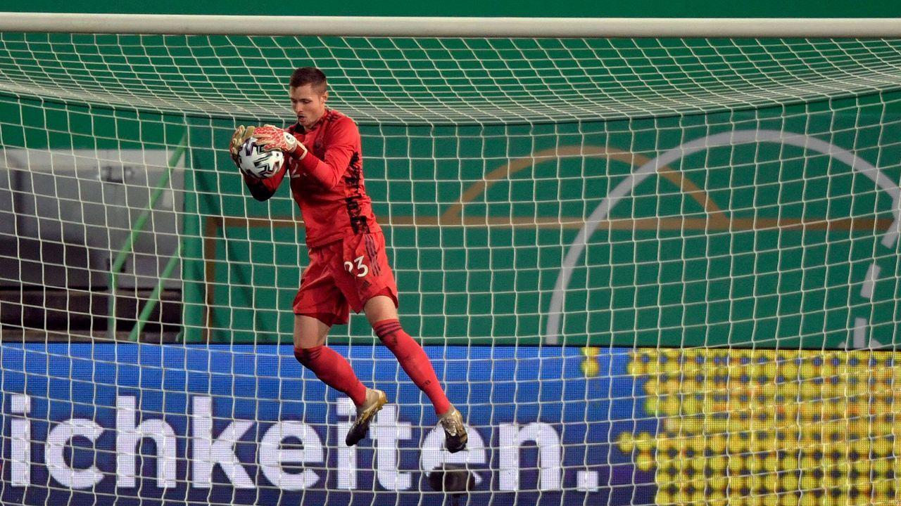 Lennart Grill (Bayer 04 Leverkusen) - Bildquelle: imago images/MIS