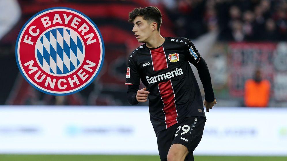 Wird diesen Sommer nicht nach München wechseln: Leverkusen-Star Kai Havertz - Bildquelle: getty