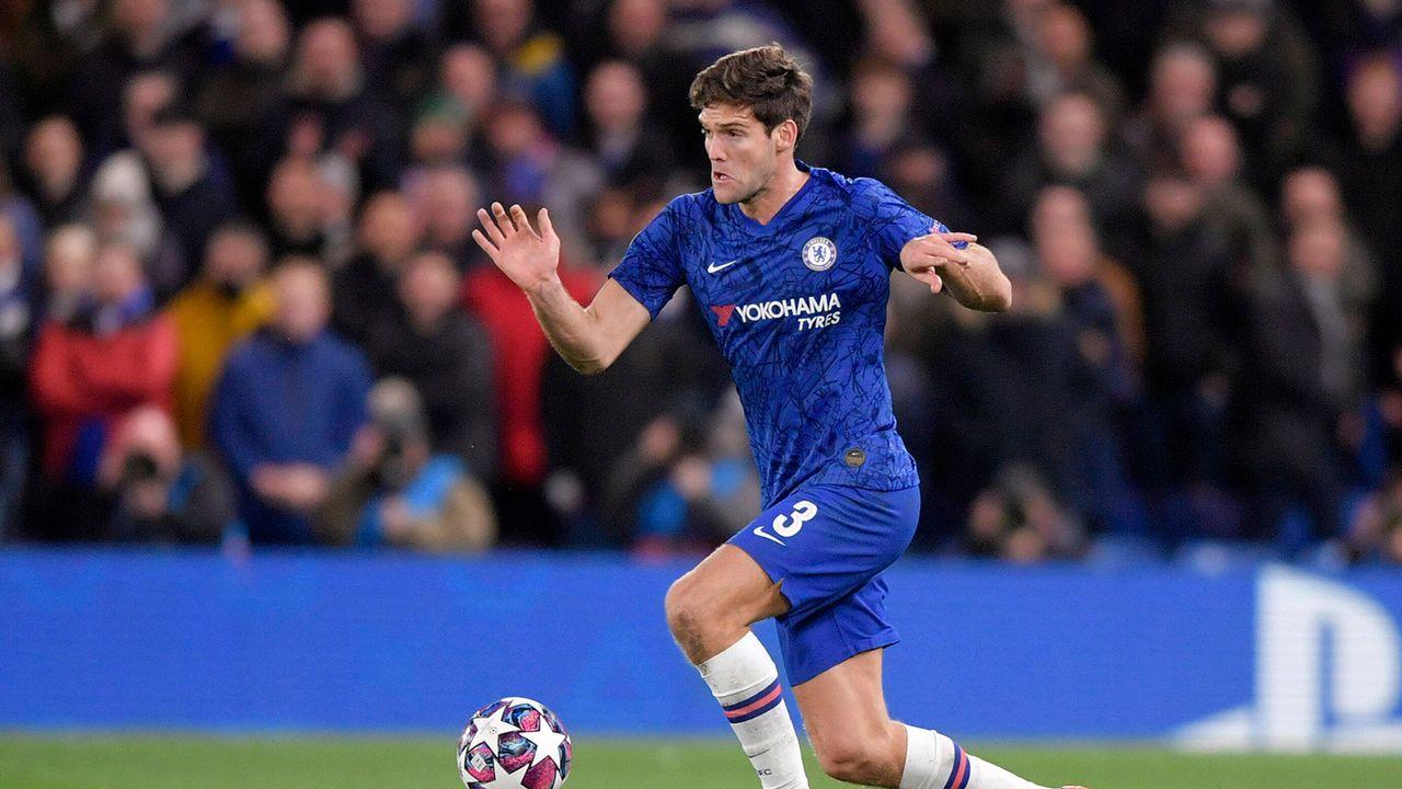 9. FC Chelsea - Bildquelle: 2020 imago