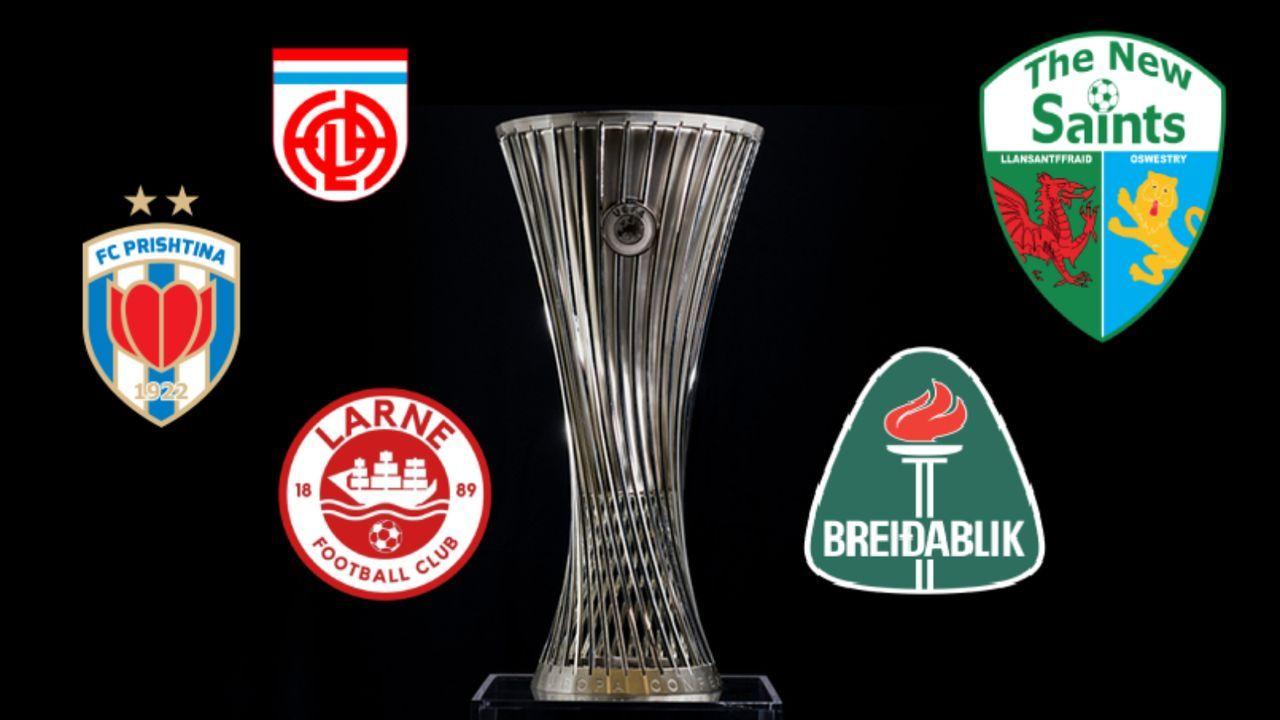 Die kleinen Teams der European Conference League - Bildquelle: UEFA
