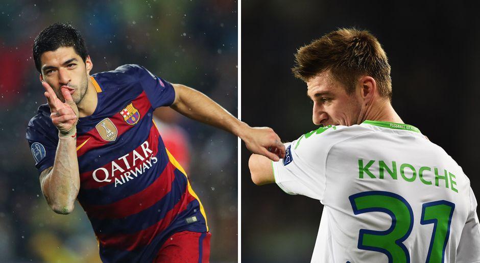 FC Barcelona - VfL Wolfsburg