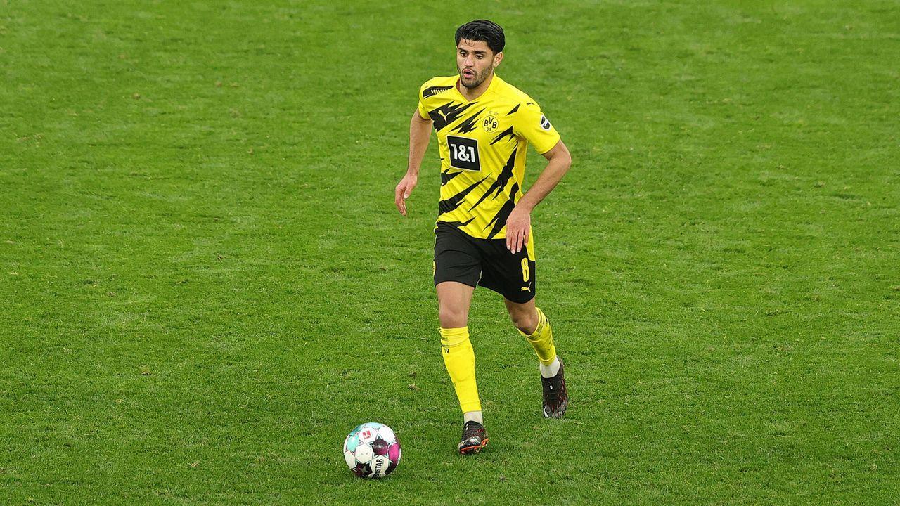 Mo Dahoud (Borussia Dortmund) - Bildquelle: Imago Images