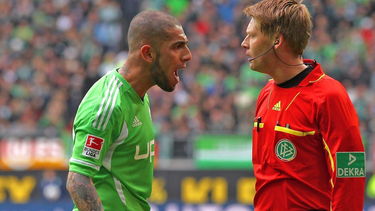 Bank: Ashkan Dejagah (VfL Wolfsburg) - Bildquelle: Getty