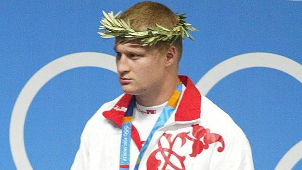 Olympiagold als Amateur - Bildquelle: Bongarts