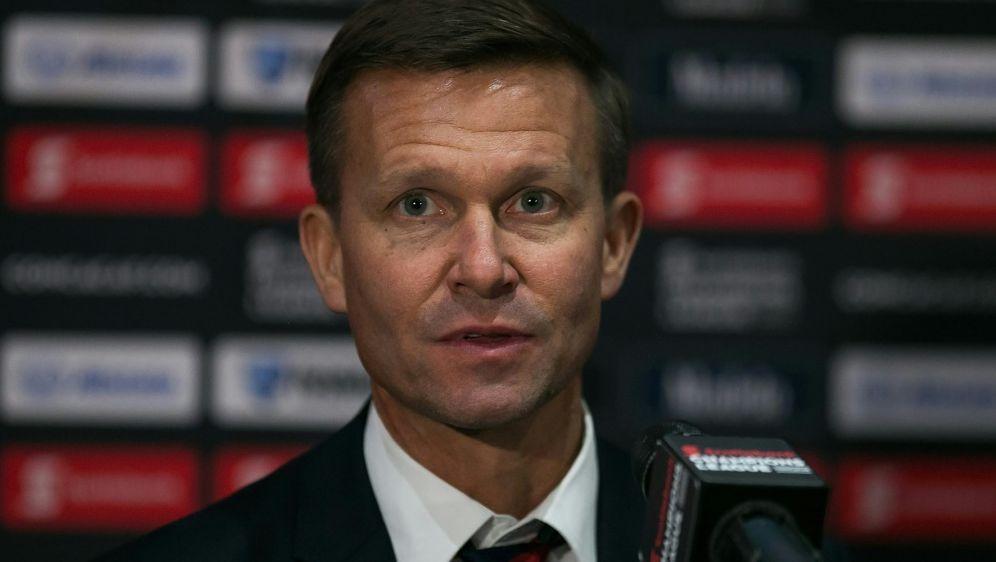 Jesse Marsch neuer Chef-Trainer bei Red Bull Salzburg - Bildquelle: AFPSID