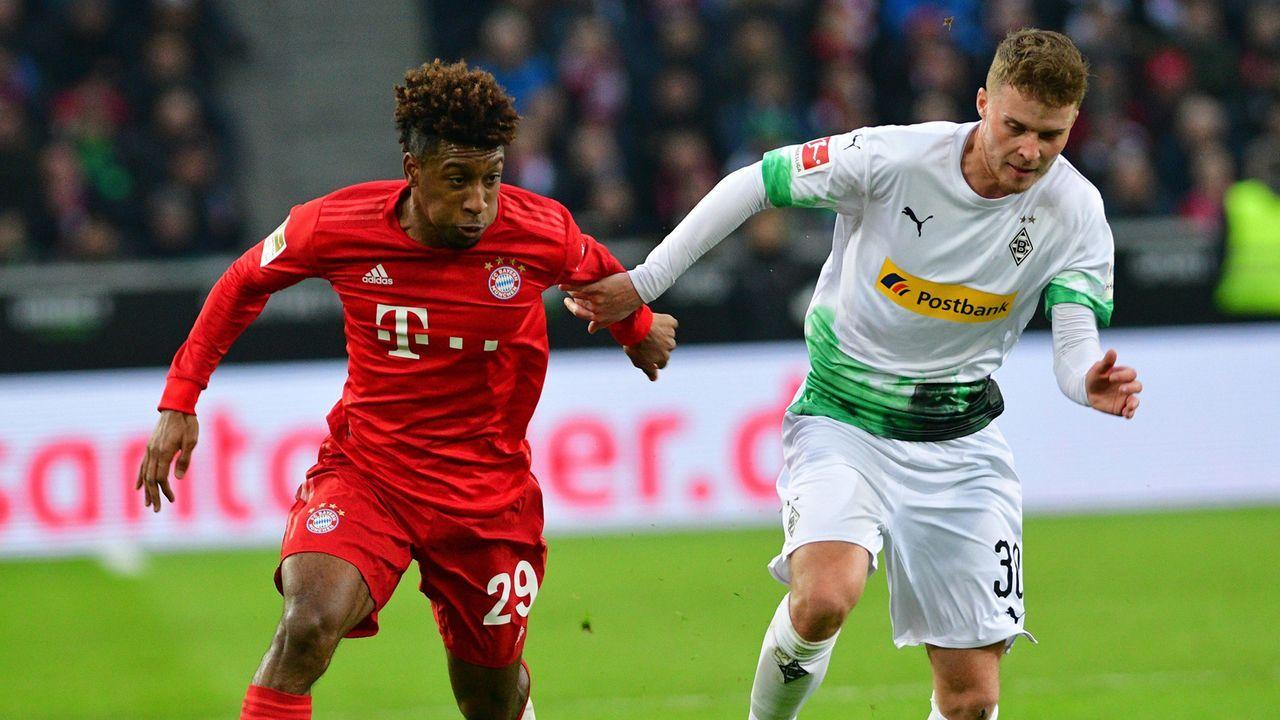 Nico Elvedi (Borussia Mönchengladbach) - Bildquelle: Imago Images