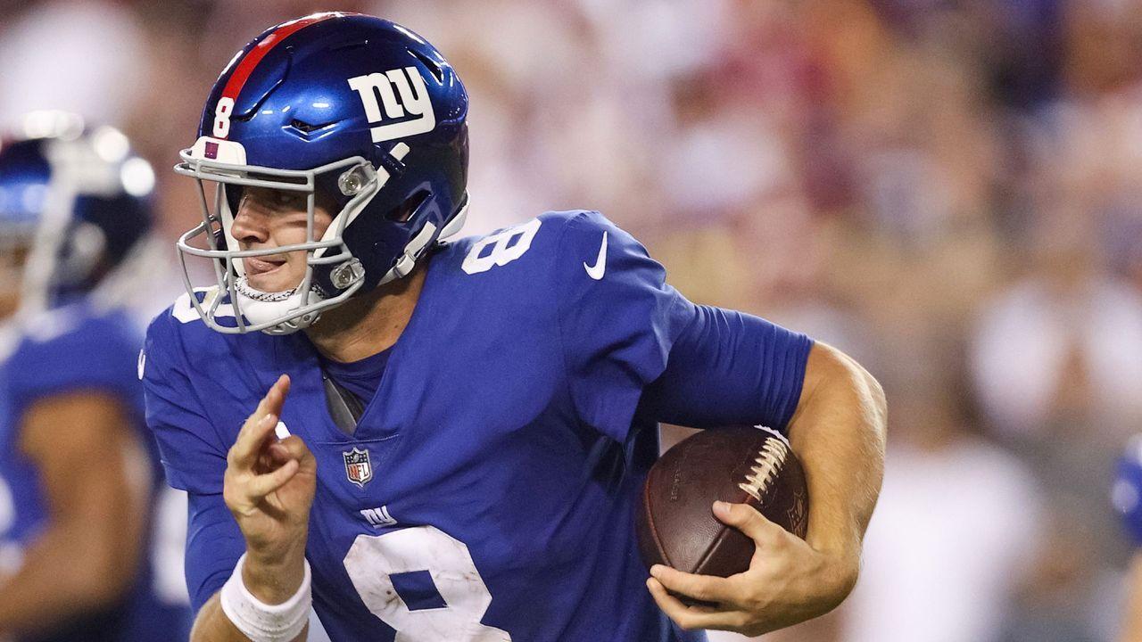 Quarterback: Daniel Jones (New York Giants)  - Bildquelle: getty