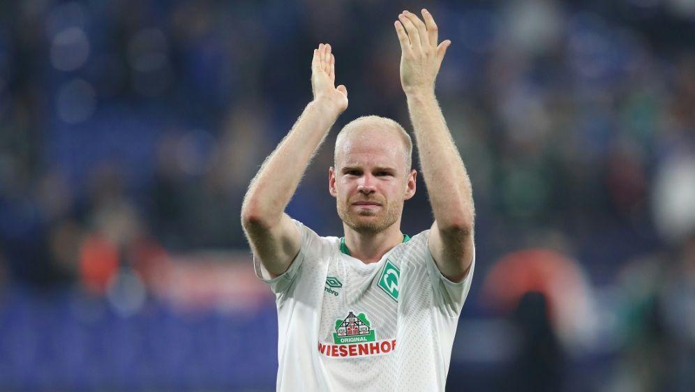 Davy Klaassen steht Werder Bremen wieder zur Verfügung - Bildquelle: FIROFIROSID